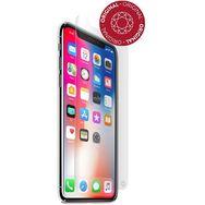 FORCEGLASS Protection écran en verre trempé pour iPhone X
