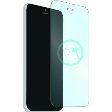 protection cran verre tremp pour iphone 5 5s qilive pas cher prix auchan. Black Bedroom Furniture Sets. Home Design Ideas