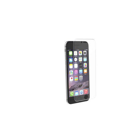 QILIVE Protection écran verre trempé - iPhone 7 - Transparent