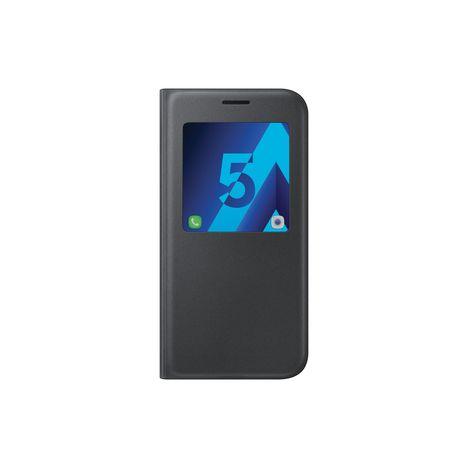 SAMSUNG Etui folio pour Galaxy A5 A520 2017 -  Noir