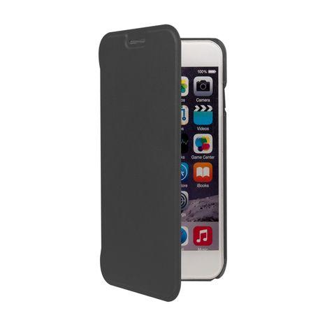 QILIVE QIFLC0006 - Etui pour Iphone 7 - Noir