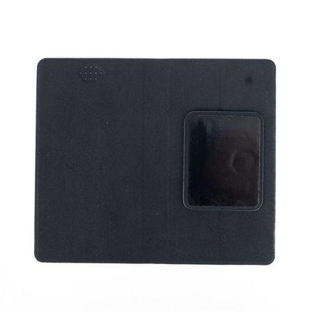 SELECLINE Etui folio universel rotatif - Noir