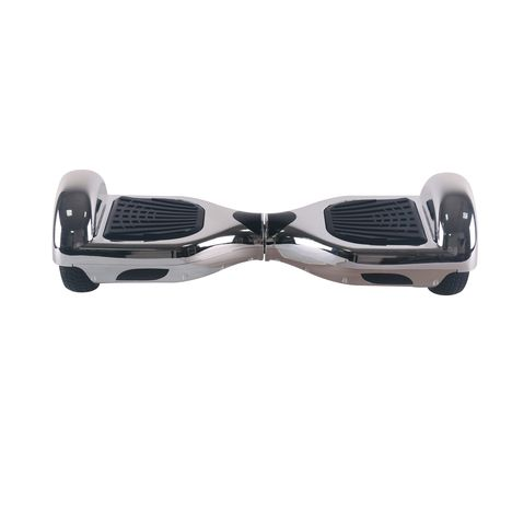 GYROBOARDER Hoverboard - GB103 - 6,5 pouces - Argent