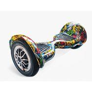 hoverboard urban glide 100 10 pouces multicolore urbanglide pas cher prix auchan. Black Bedroom Furniture Sets. Home Design Ideas