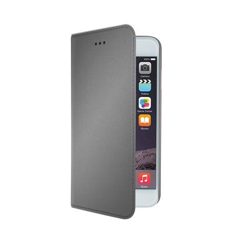 BBC Etui folio pour iPhone 6 / 6S - Gris