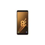 SAMSUNG Smartphone - Galaxy A8 - Or - Double SIM