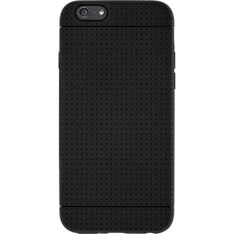 BIGBEN Coque pour iPhone 6 / 6S - Noir