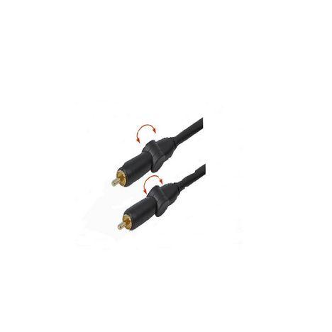 FUJIONKYO Connectique Audio SPDIF Or 427090