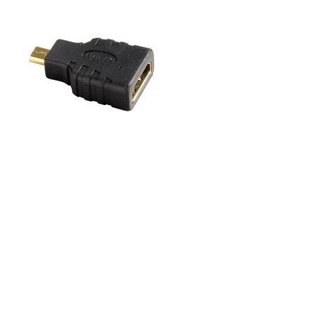 QILIVE Connectique Vidéo HDMI F/MICRO HDMI M