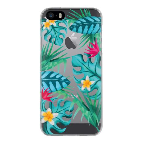 BIGBEN Coque pour iPhone 6/6S TROPICAL