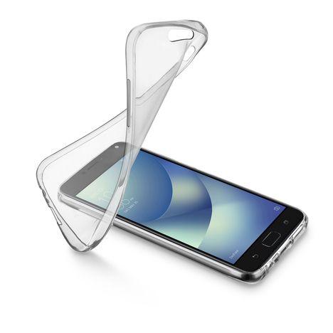 CELLULAR Coque pour Zenfone Z4 Max Pro + - Transparent