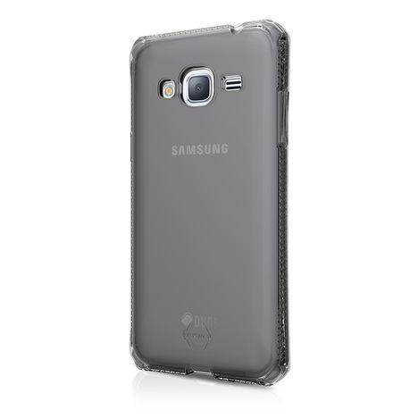 ITSKINS Coque Spectrum pour Galaxy J3- Noir