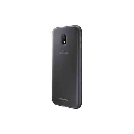 SAMSUNG Coque de protection souple noir pour Samsung Galaxy J3