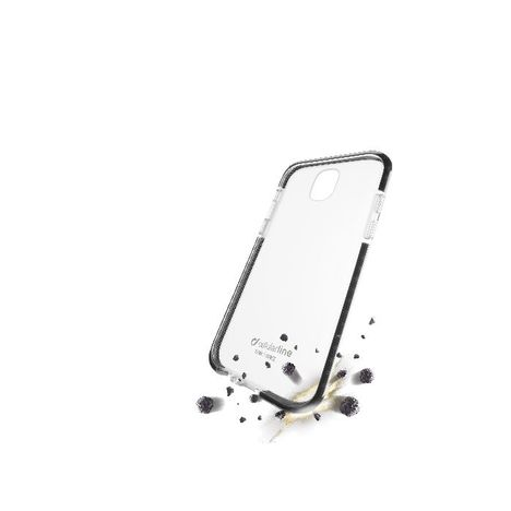 CELLULAR Coque pour Galaxy J3 2017 - TETRACGALJ317T - Transparent