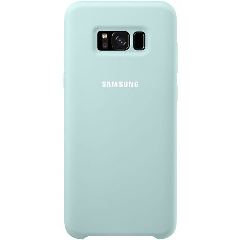 SAMSUNG Coque souple EF-PG955TL pour Galaxy S8 + - Bleu
