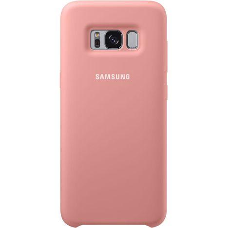 SAMSUNG Coque souple EF-PG950TP pour Galaxy S8 - Rose