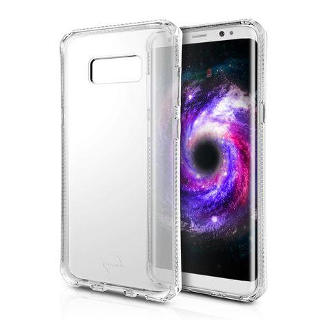 ITSKINS Coque Spectrum Galaxy S8 Plus Transparent