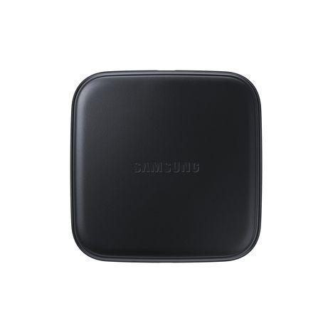 SAMSUNG Mini-chargeur à induction noir - Compatible Gamme S6 & S7