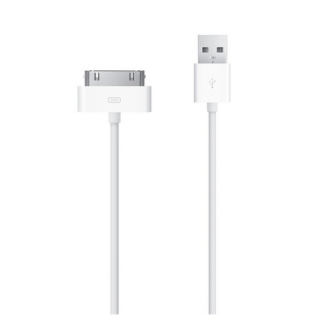 SELECLINE Cable chargeur USB pour iPhone 3Gs-4-4S-iPad 2-3