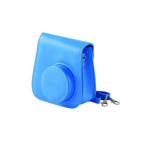 FUJIFILM Housse pour instax 9 - Bleu cobalt