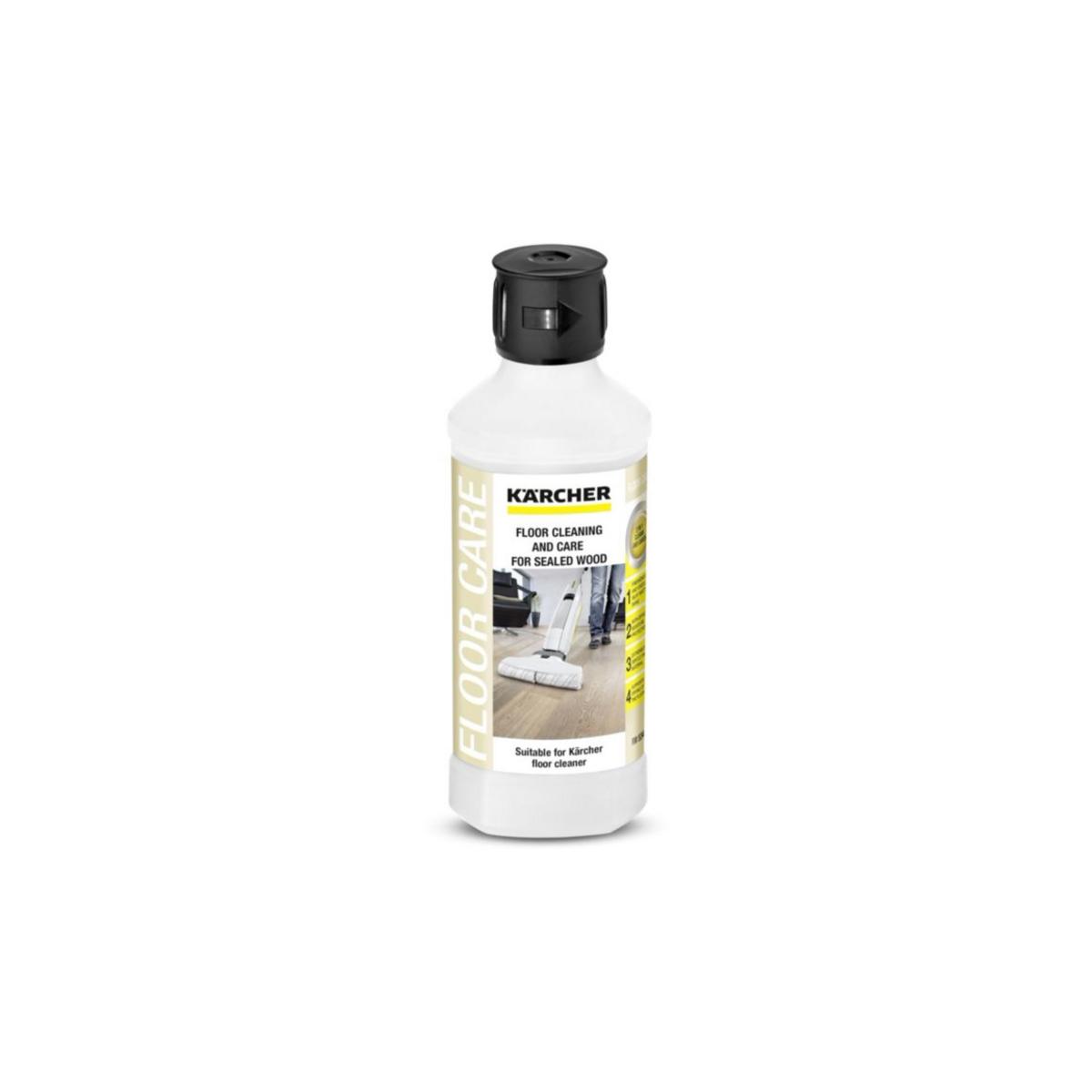 Nettoyant pour sol en bois 500 ML