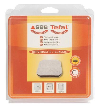 DPDO Filtre rectangle mousse pour friteuse, Compatibilité Tefal