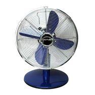 DOMAIR Ventilateur de table TM 30 Bleu