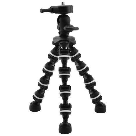 QILIVE Q.9379 882033 - Noir - Mini tripod flexible
