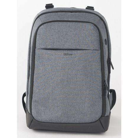 QILIVE Sac à dos pour ordinateur portable 15-16