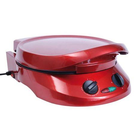 TARTATOU Four à tartes et pizza 000668, Rouge