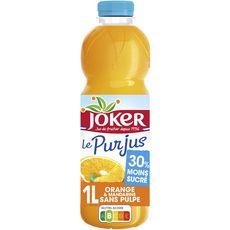 Joker le pur jus orange 1l