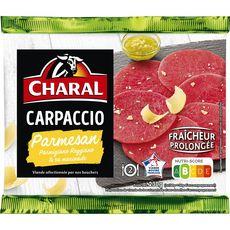 Charal CHARAL Carpaccio parmesan