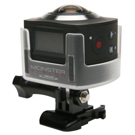 MONSTER Caisson étanche pour caméra Monster 360
