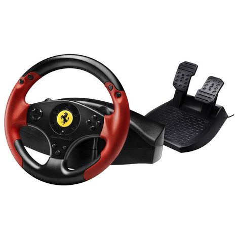 THRUSTMASTER Volant Ferrari Racing Wheel Red Legend Edition