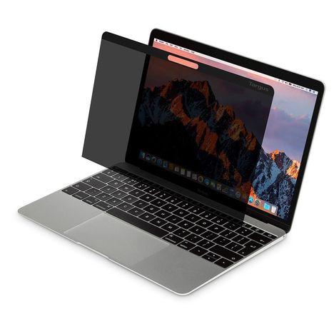 TARGUS Filtre magnétique de confidentialité noir pour Macbook 13.3