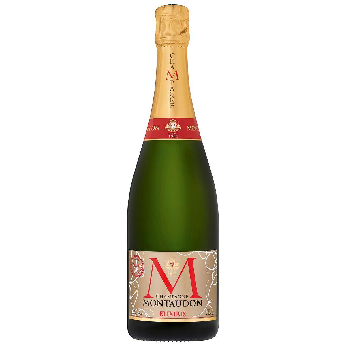 AOP Champagne brut Elixiris