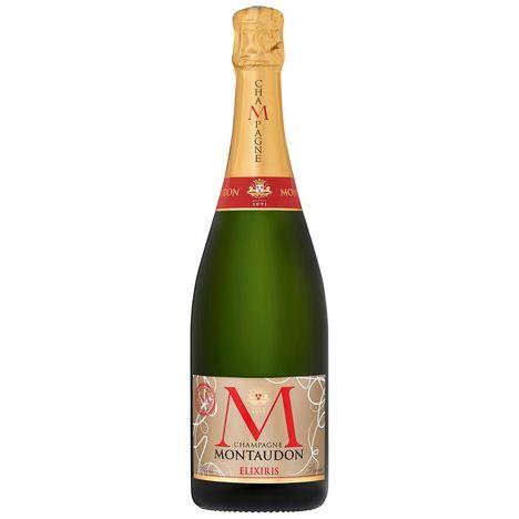MONTAUDON AOP Champagne brut Elixiris