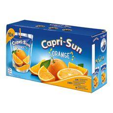 Capri-Sun orange mini-poches 10x20cl