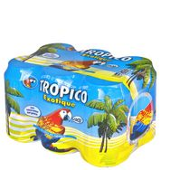 Tropico exotique boîtes 6x33cl