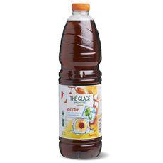 Auchan boisson au thé pêche 2l
