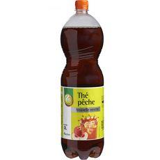 POUCE Boisson aux extraits de thé aromatisée avec édulcorants 2l