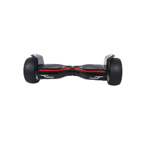 GYROBOARDER Hoverboard - N8 - 8,5 pouces - Noir