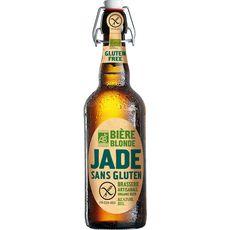 Jade bière blonde sans gluten bio 4,5° -65cl