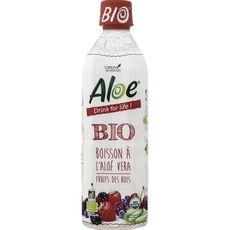 Aloé Drink For Life fruits des bois bio 50cl
