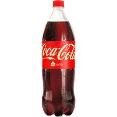 Coca-Cola vanille 1,25l