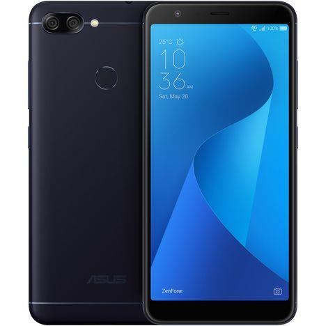 ASUS Smartphone ZENFONE MAX+ M1 - 32 Go - 5,7 pouces - Noir