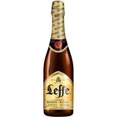 LEFFE Bière blonde 6,6% 75cl