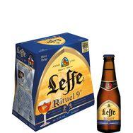 Abbaye de Leffe bière blonde 9° -6x25cl