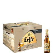 Abbaye de Leffe bière blonde 6,6° - 20x33cl