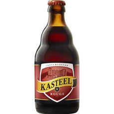 KASTEEL Bière rouge belge 8% bouteille 33cl